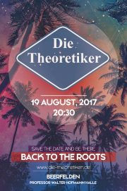 Theoretiker Party 19.08.