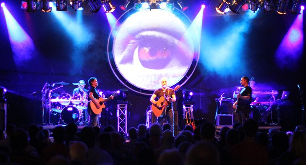 Pink Floyd Coverband Gastierte In Eberbach Online